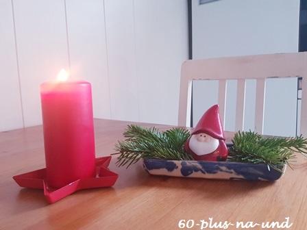 Frohe Weihnachten und eine Bûche de Noël