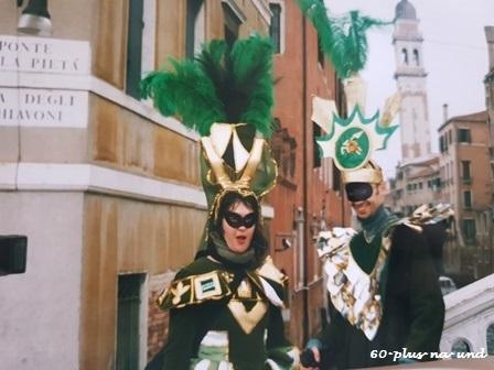 Helau und Alaaf oder doch der Karneval in Venedig