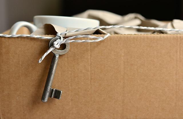 Umzug – einpacken, auspacken, fertig