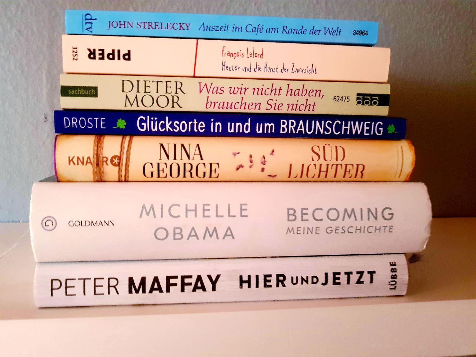 Zeit für Bücher? – Aber immer!